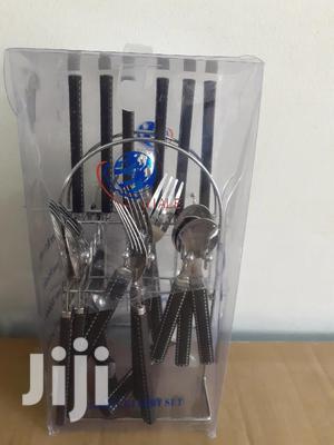 24 Cutlery Set