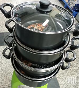 Masterchef Non Stick Cooking Pot