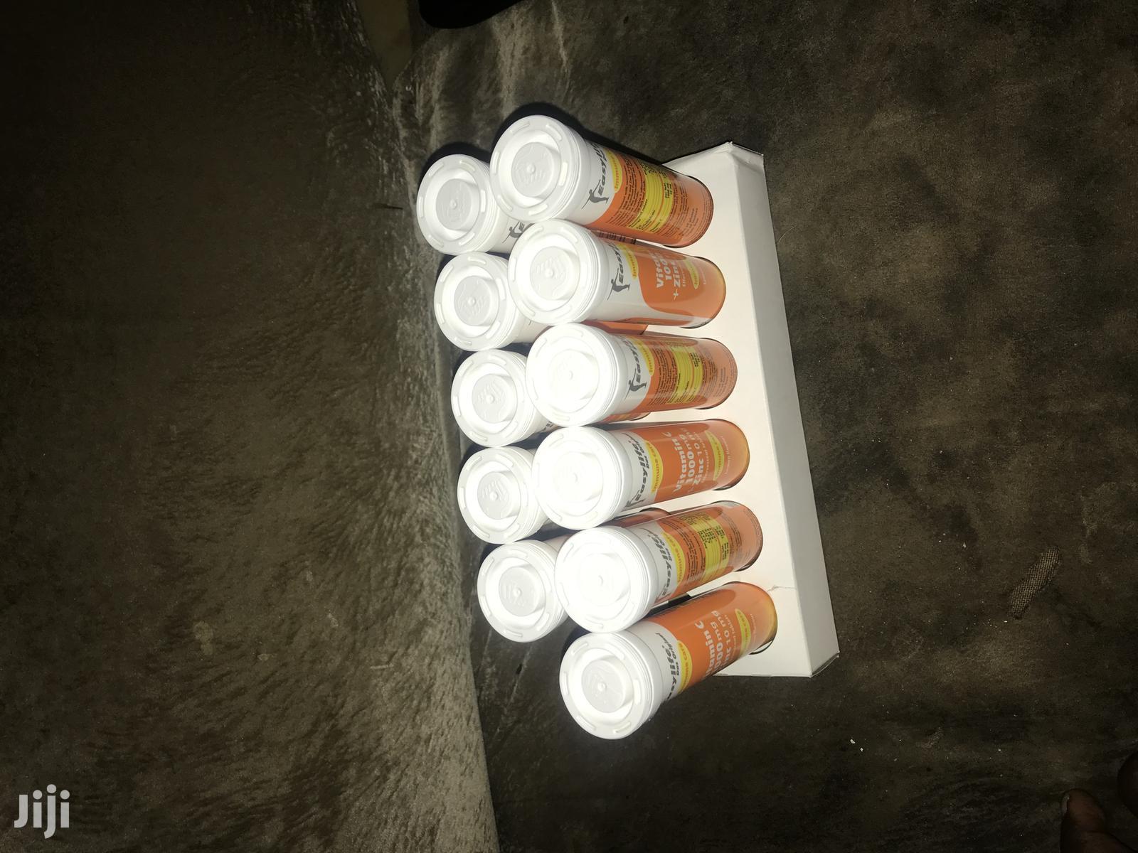 Vitamins C+Zinc   Vitamins & Supplements for sale in Kumasi Metropolitan, Ashanti, Ghana