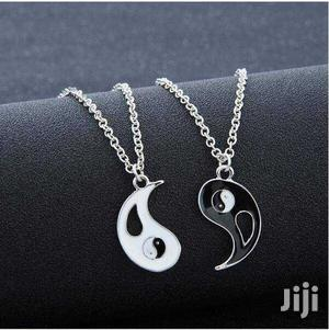 Best Friends Yin Yang Necklace | Jewelry for sale in Greater Accra, Ga South Municipal