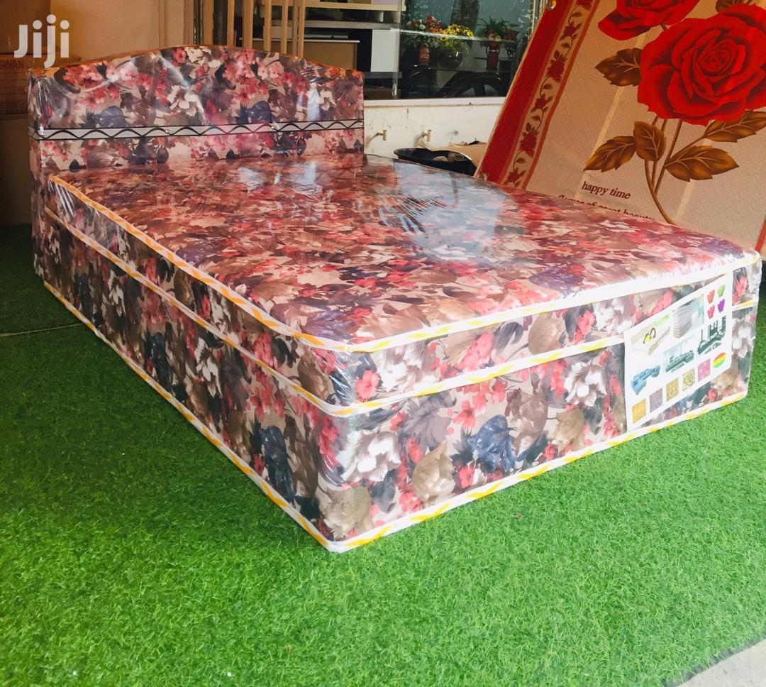 Double Bed Inbuilt