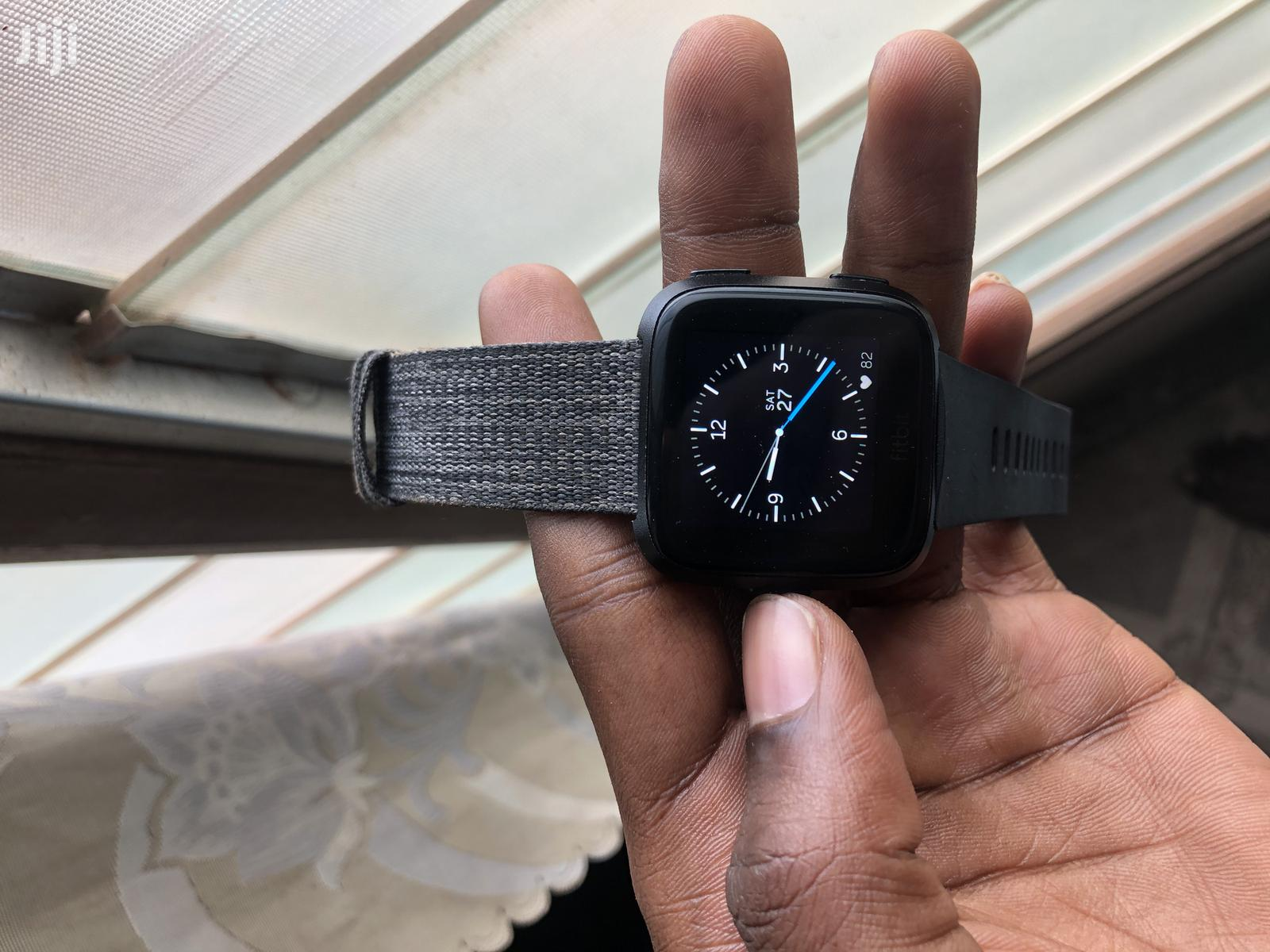 Fitbit Versa   Smart Watches & Trackers for sale in Dansoman, Greater Accra, Ghana