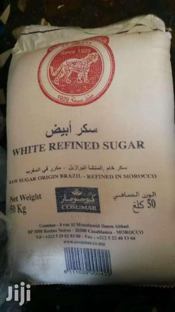 Brazilian Incumsa 45 Sugar For Sale At Cif And Duty Paid   Meals & Drinks for sale in East Legon, Greater Accra, Ghana