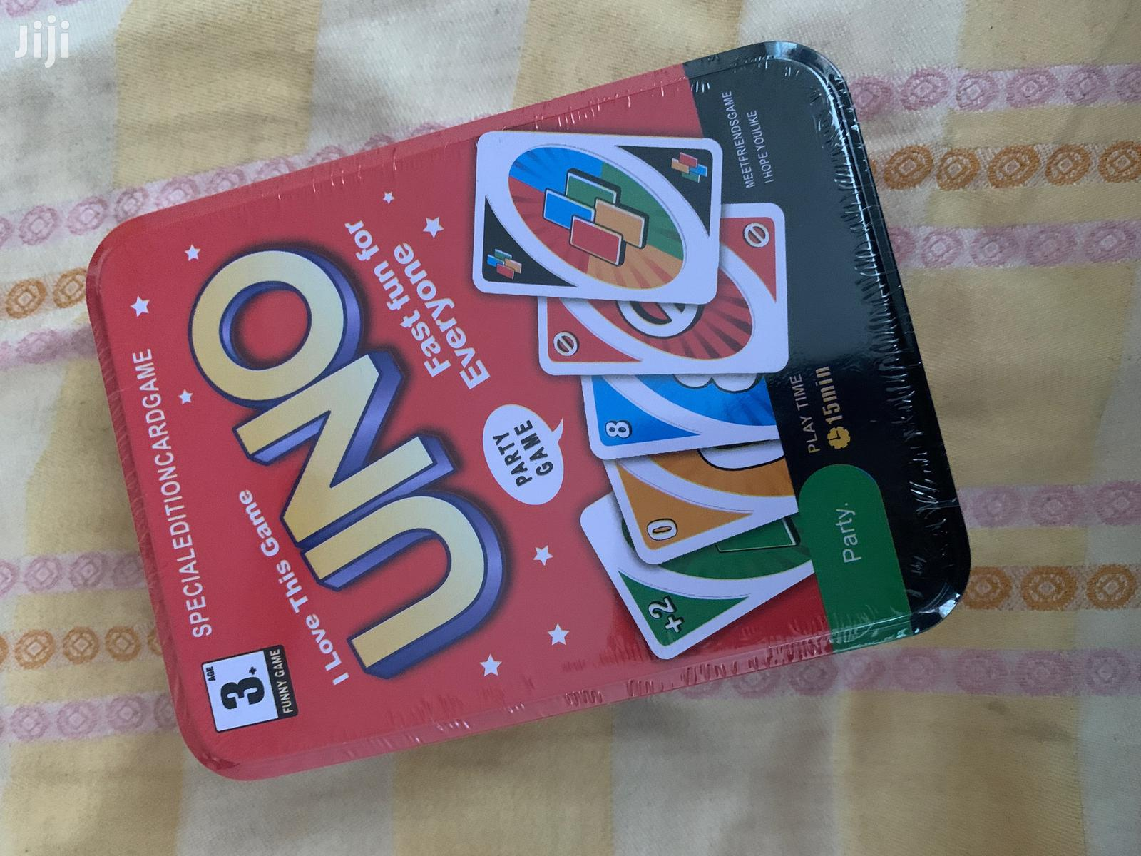 Uno Card Game | Books & Games for sale in Kumasi Metropolitan, Ashanti, Ghana
