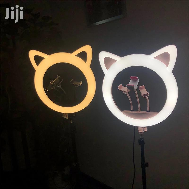 20 Inch Super Bright LED Ring Light With 3 Pcs Phone Holder | Accessories for Mobile Phones & Tablets for sale in Accra Metropolitan, Greater Accra, Ghana