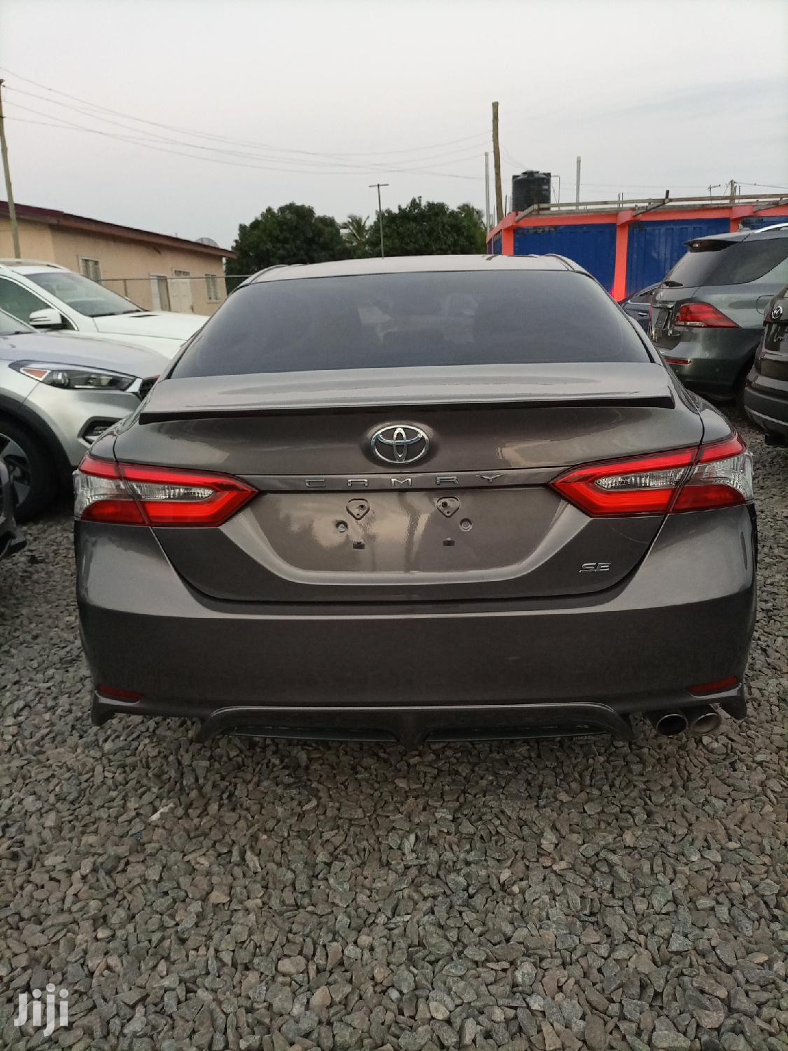 Toyota Camry 2018 Green | Cars for sale in Tema Metropolitan, Greater Accra, Ghana