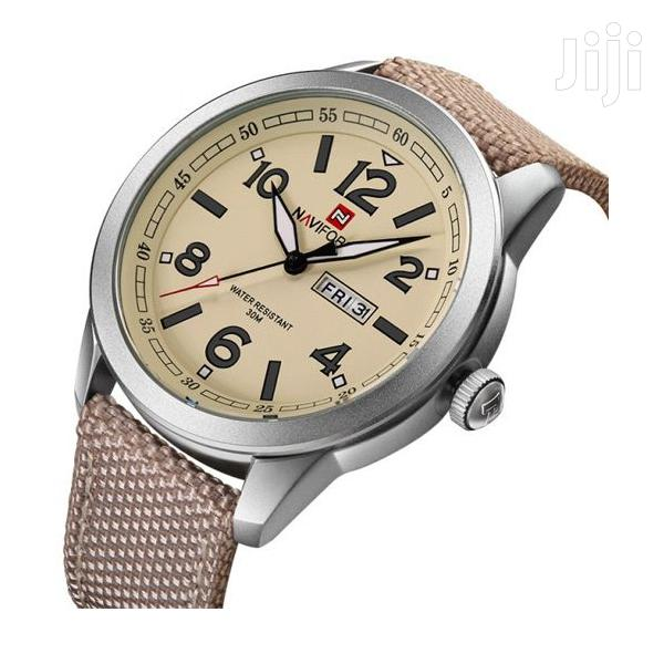 NAVIFORCE 9101 Luxury Business Casual Quartz Creative Watch