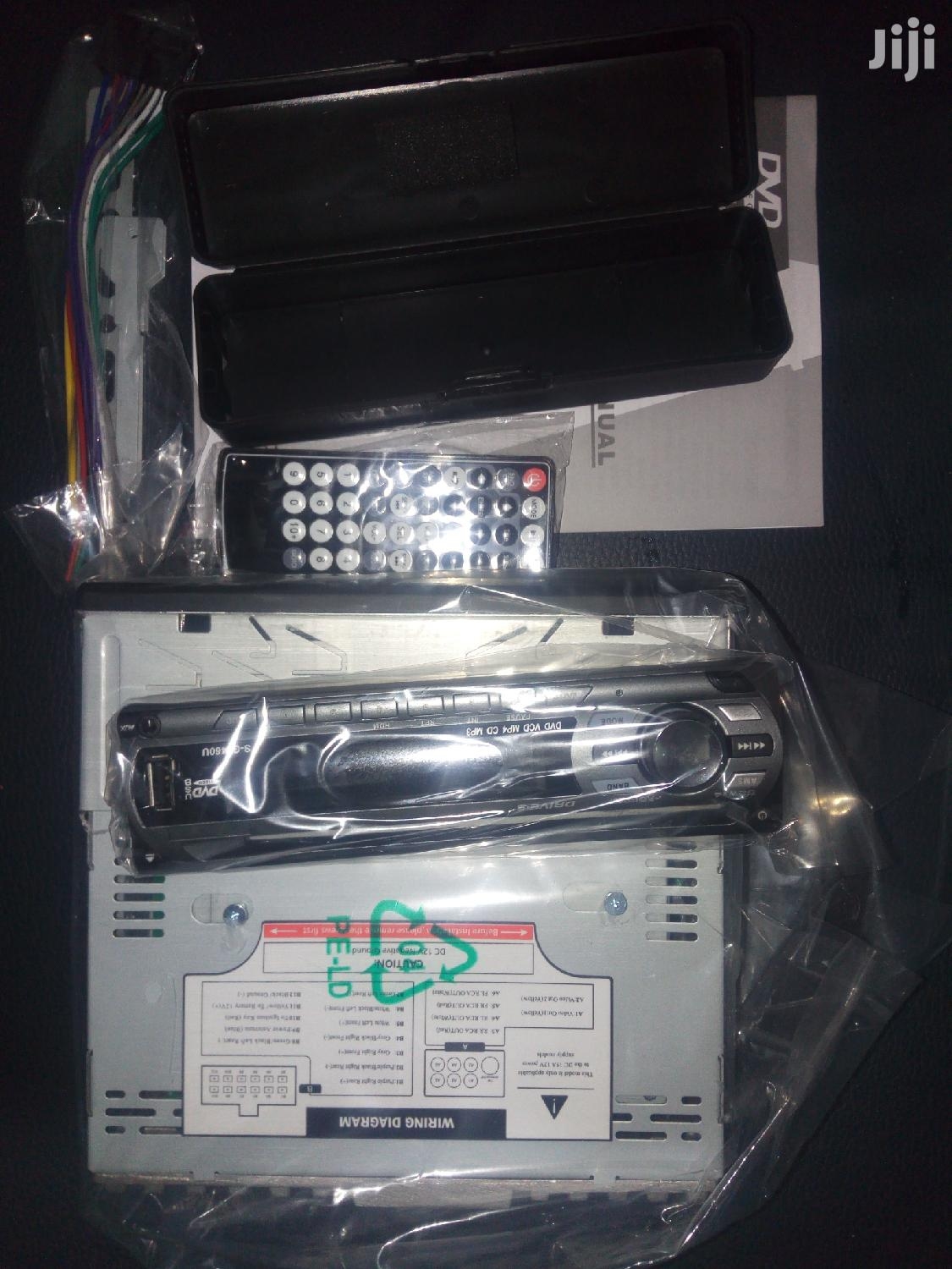 Very High Quality SONY Car Tape With Mp4, Mp3, Dvd, Vcd, Etc | Vehicle Parts & Accessories for sale in Ledzokuku-Krowor, Greater Accra, Ghana