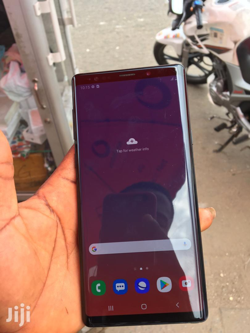 Samsung Galaxy Note 9 128 GB Black | Mobile Phones for sale in Achimota, Greater Accra, Ghana