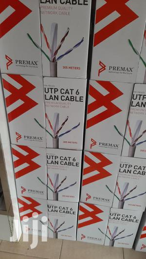 CAT 6 Cable UTP | Accessories & Supplies for Electronics for sale in Greater Accra, Abelemkpe