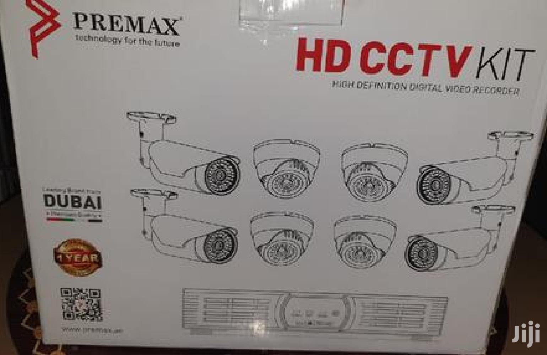 8 Channel CCTV Camera 1.3 MP