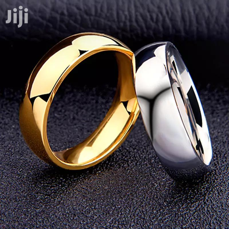 18k Non Fading Smooth Mirror Wedding Rings | Wedding Wear & Accessories for sale in Accra Metropolitan, Greater Accra, Ghana