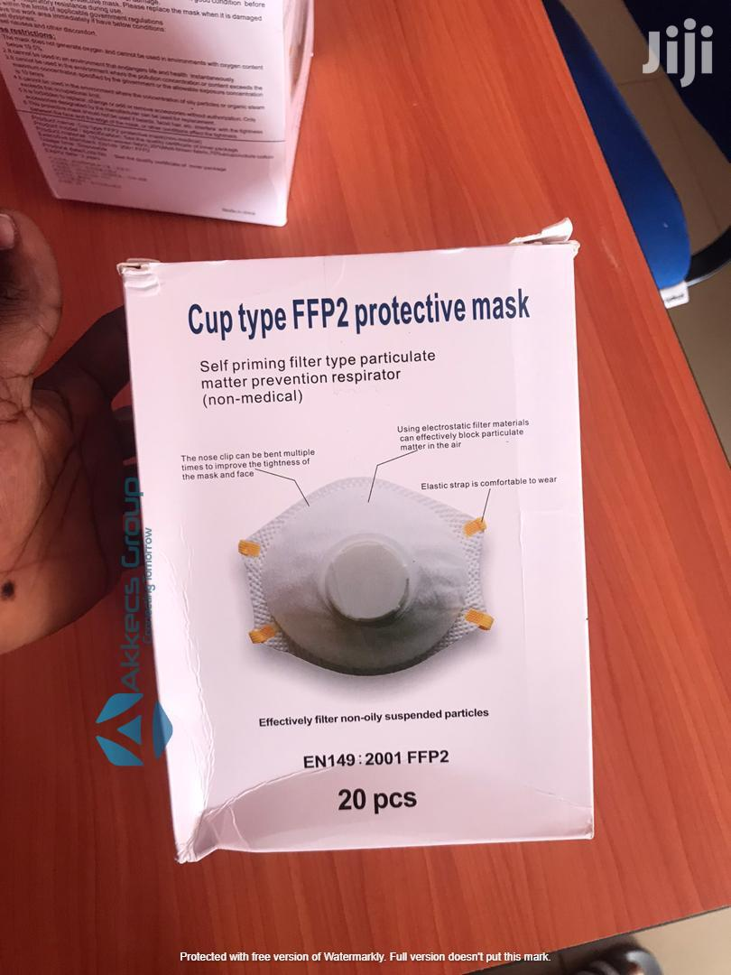 Archive: FFP2 Nose Mask With Valve