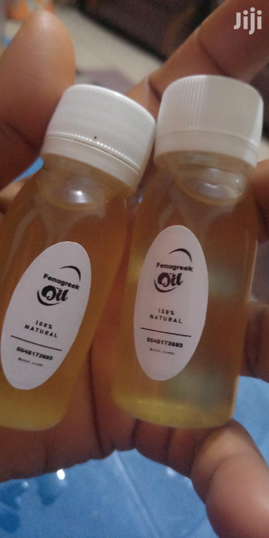 Fenugreek Oil An Organic