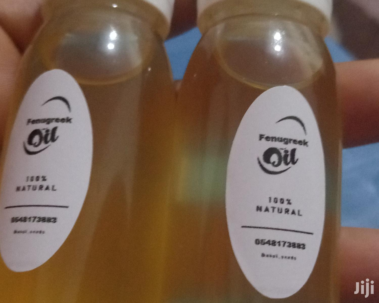Fenugreek Oil An Organic | Skin Care for sale in Achimota, Greater Accra, Ghana