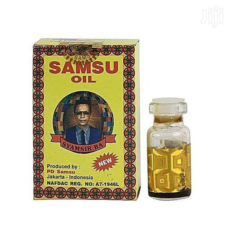 Samsu Super Oil | Sexual Wellness for sale in Adenta Municipal, Greater Accra, Ghana