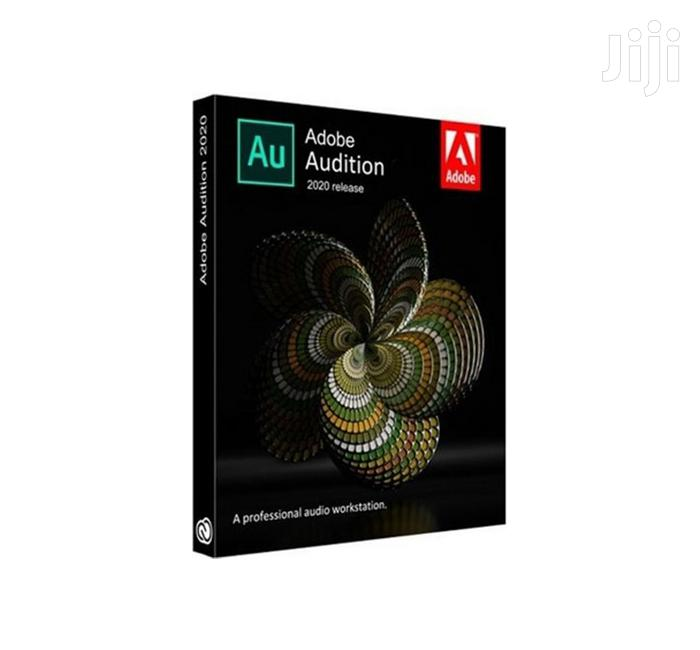 Adobe Audition 2020 | Create And Mix Sound Effects Win & Mac