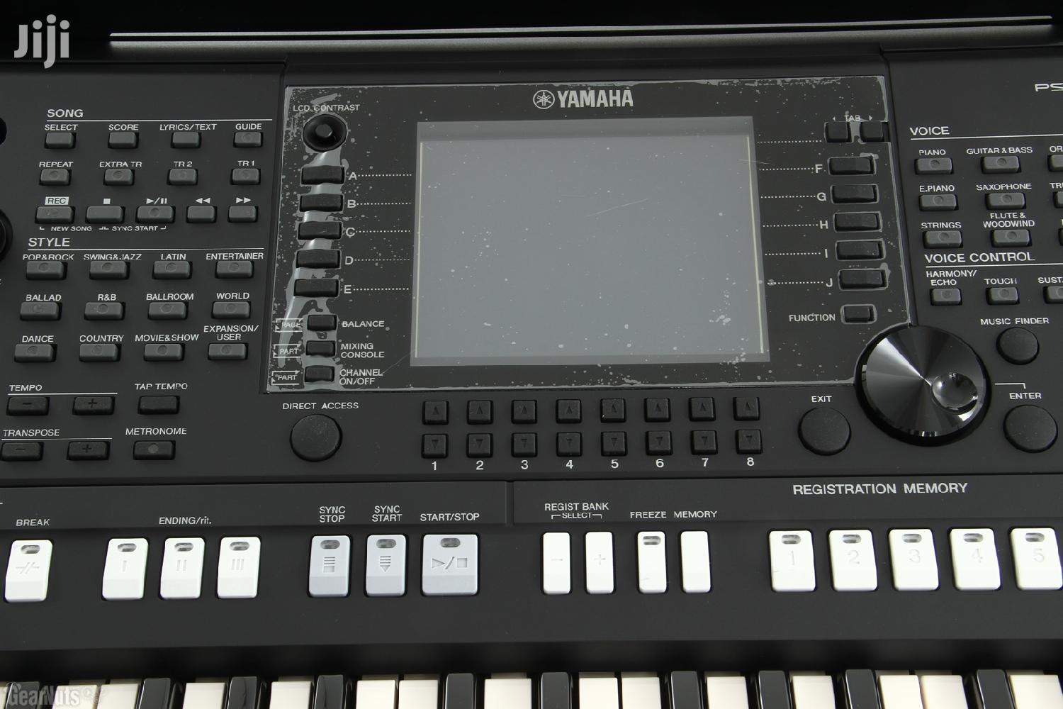 Yamaha PSR-S750 Keyboard   Musical Instruments & Gear for sale in East Legon, Greater Accra, Ghana