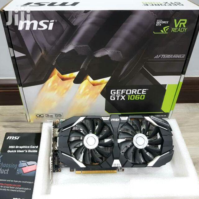 Nvidia GTX 1060 6GB Available | Computer Hardware for sale in Dansoman, Greater Accra, Ghana