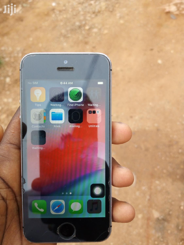 New Apple iPhone 5s 32 GB Gray   Mobile Phones for sale in Kumasi Metropolitan, Ashanti, Ghana