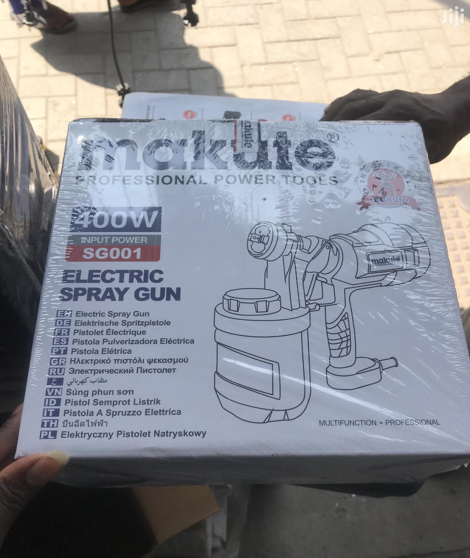Makute Electronic Spraying Machine 400watts | Electrical Tools for sale in Abelemkpe, Greater Accra, Ghana