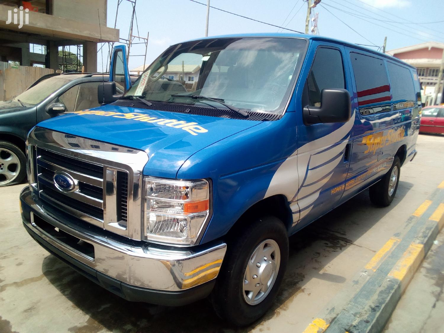 Ford E-350 2013 Blue | Buses & Microbuses for sale in Odorkor, Greater Accra, Ghana