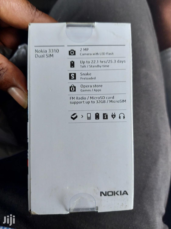 Archive: New Nokia 3310 Yellow