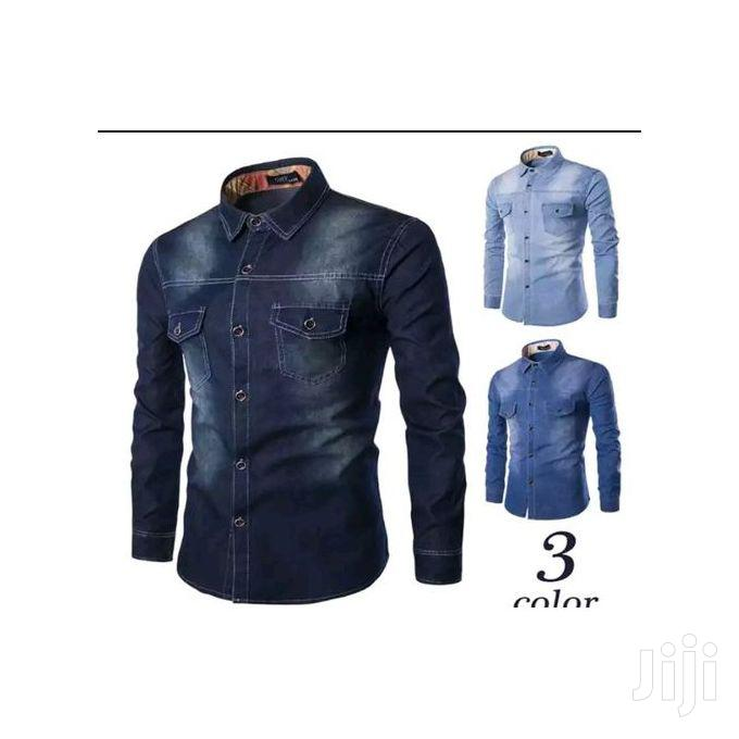 Jeans Shirt - 3 Pieces   Clothing for sale in Dansoman, Greater Accra, Ghana