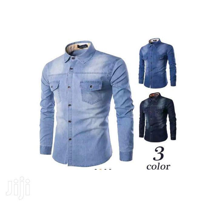 Jeans Shirt - 3 Pieces