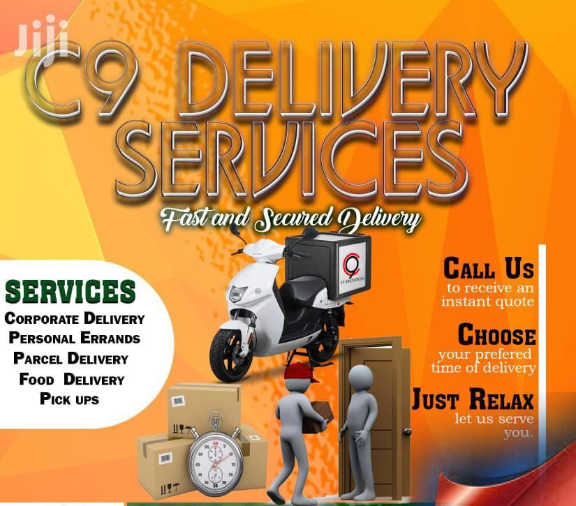 Archive: C9 Delivery Services