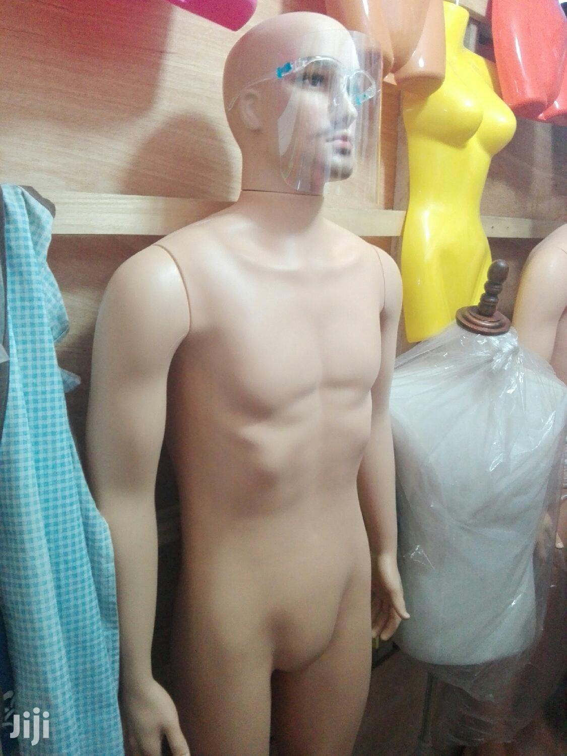 Plastic Male Mannequin | Store Equipment for sale in Accra Metropolitan, Greater Accra, Ghana