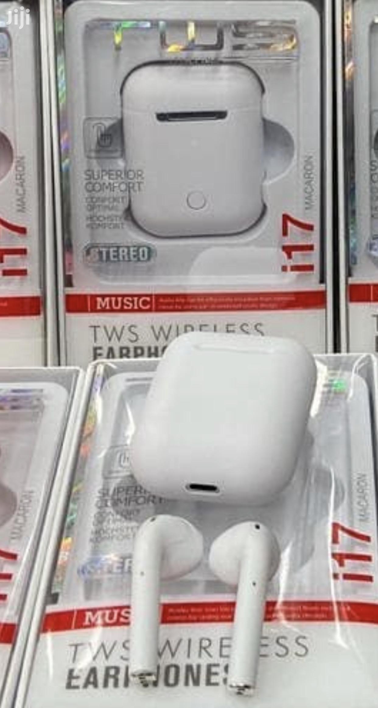Tws I17 5.0 Bluetooth Wireless Airpods