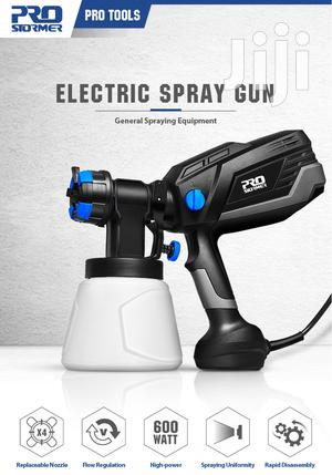 600W Electric Spray Gun