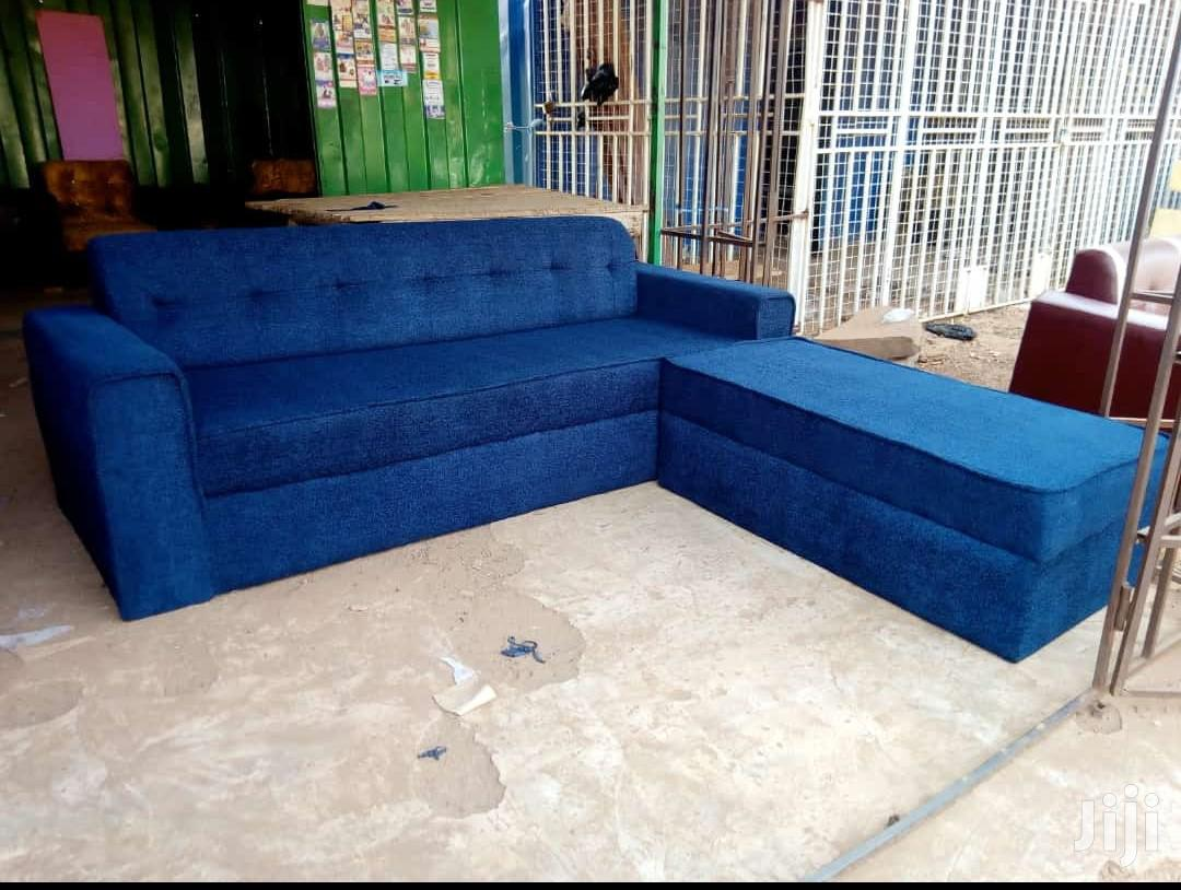 Brand New Sofa Couch Blue Colour