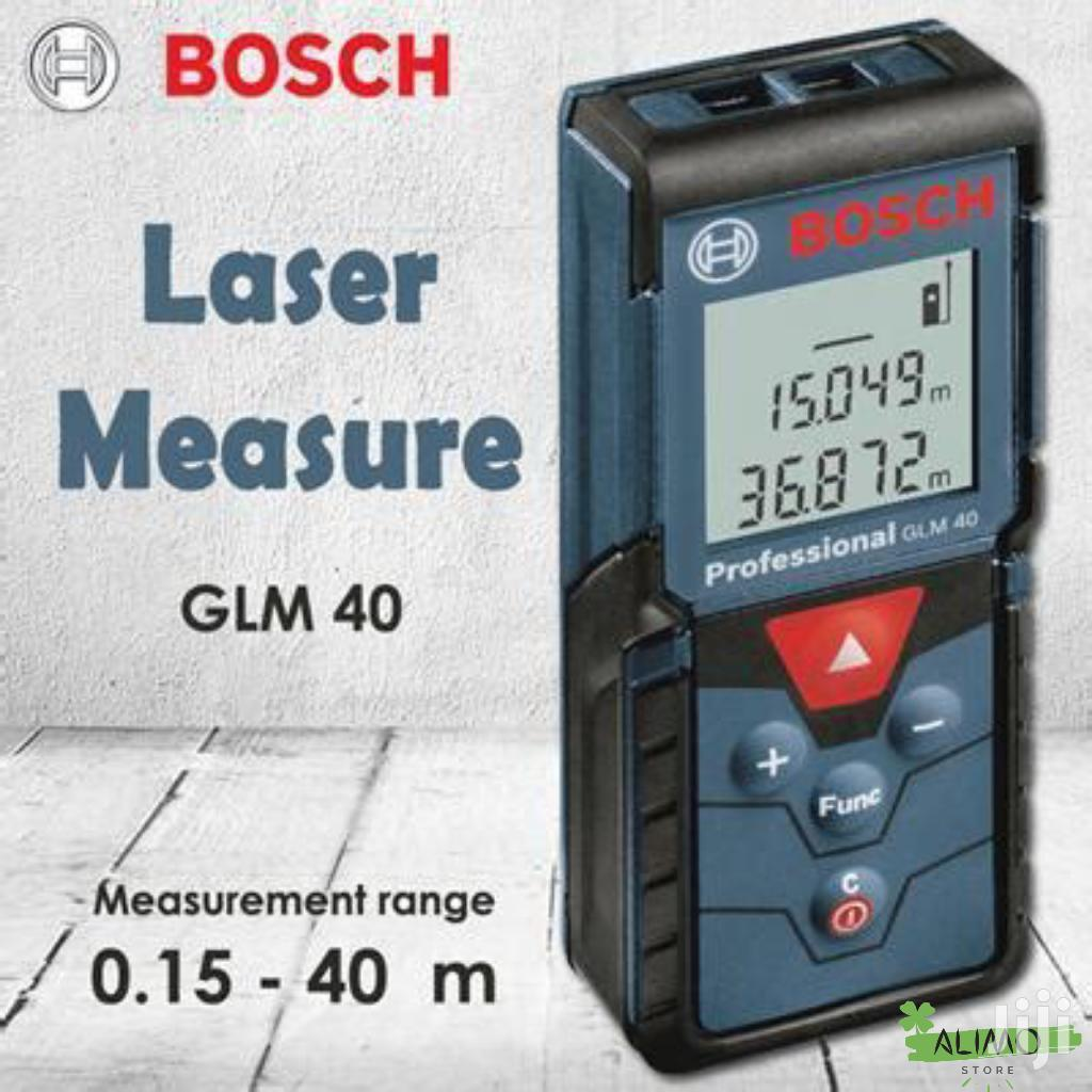 Bosch Distance Laser Measure GML 40 | Measuring & Layout Tools for sale in Accra Metropolitan, Greater Accra, Ghana