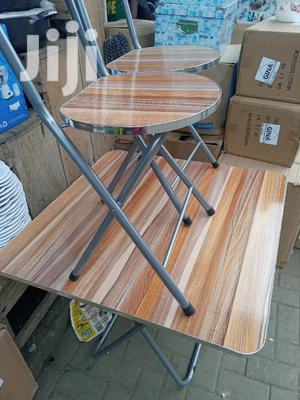2 Chairs With 1 Table | Furniture for sale in Greater Accra, Dansoman