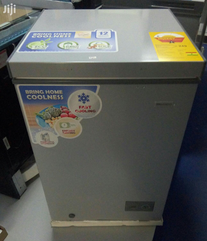 Nasco Chest Freezer 100ltrs