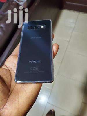Samsung Galaxy S10 Plus 128 GB Black | Mobile Phones for sale in Greater Accra, Darkuman