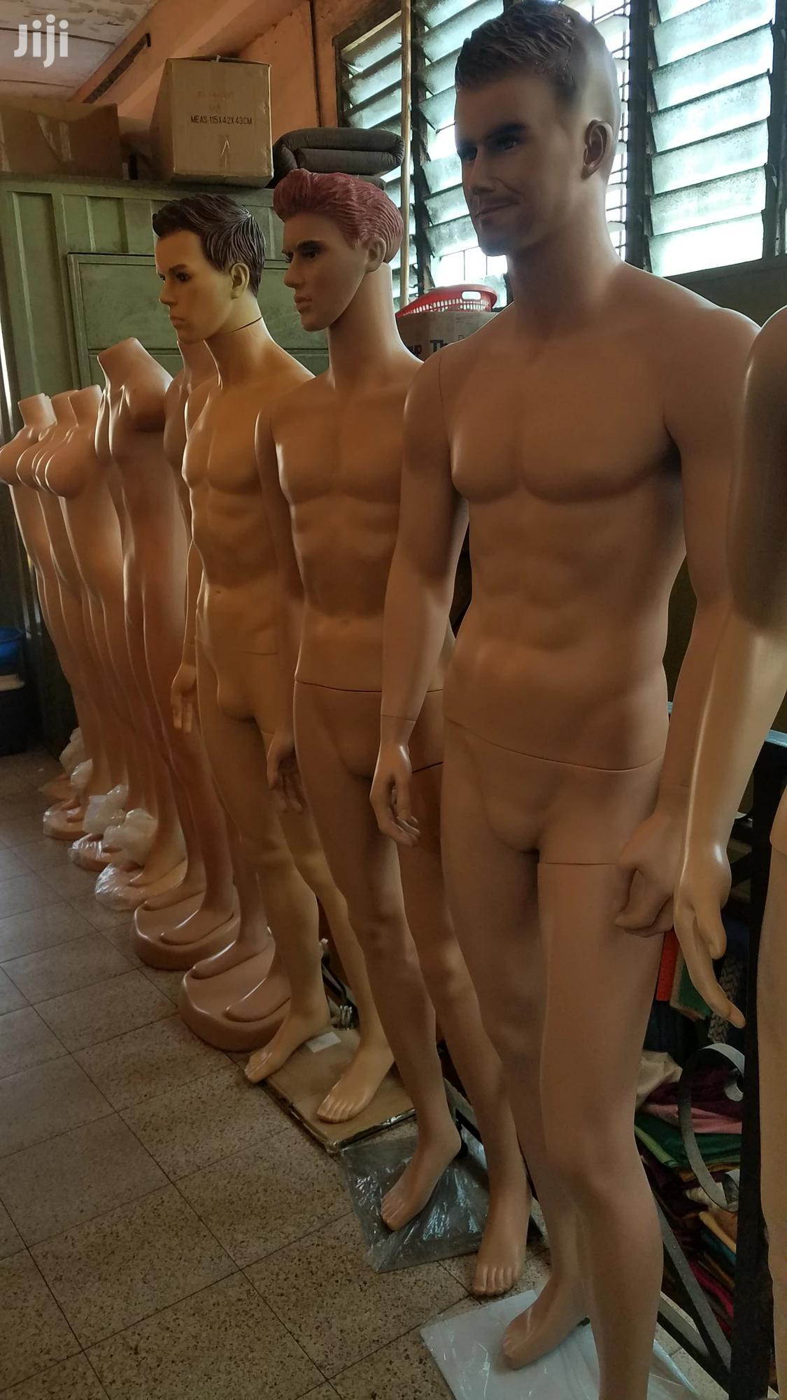 Archive: Male Mannequins Full Body