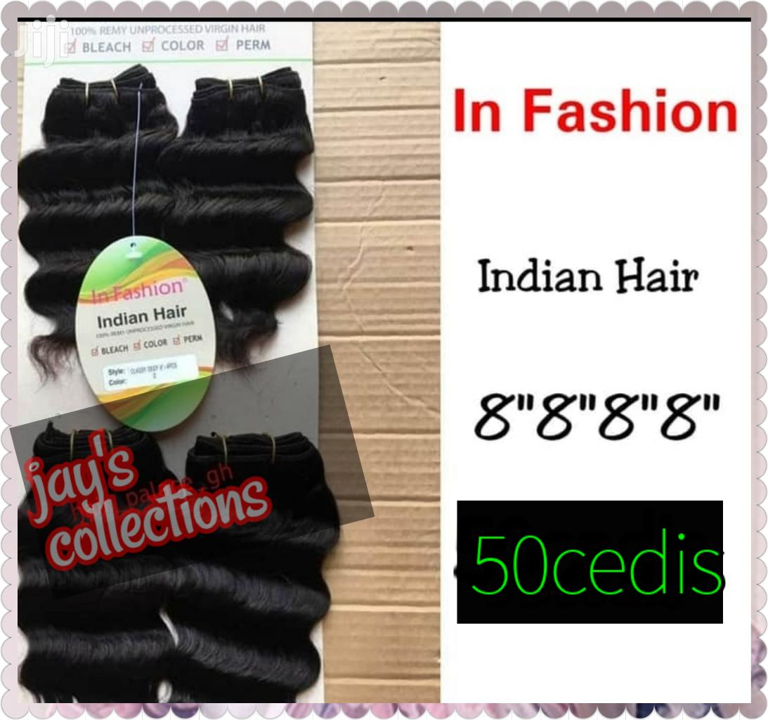 Archive: In- Fashion Indian Hair