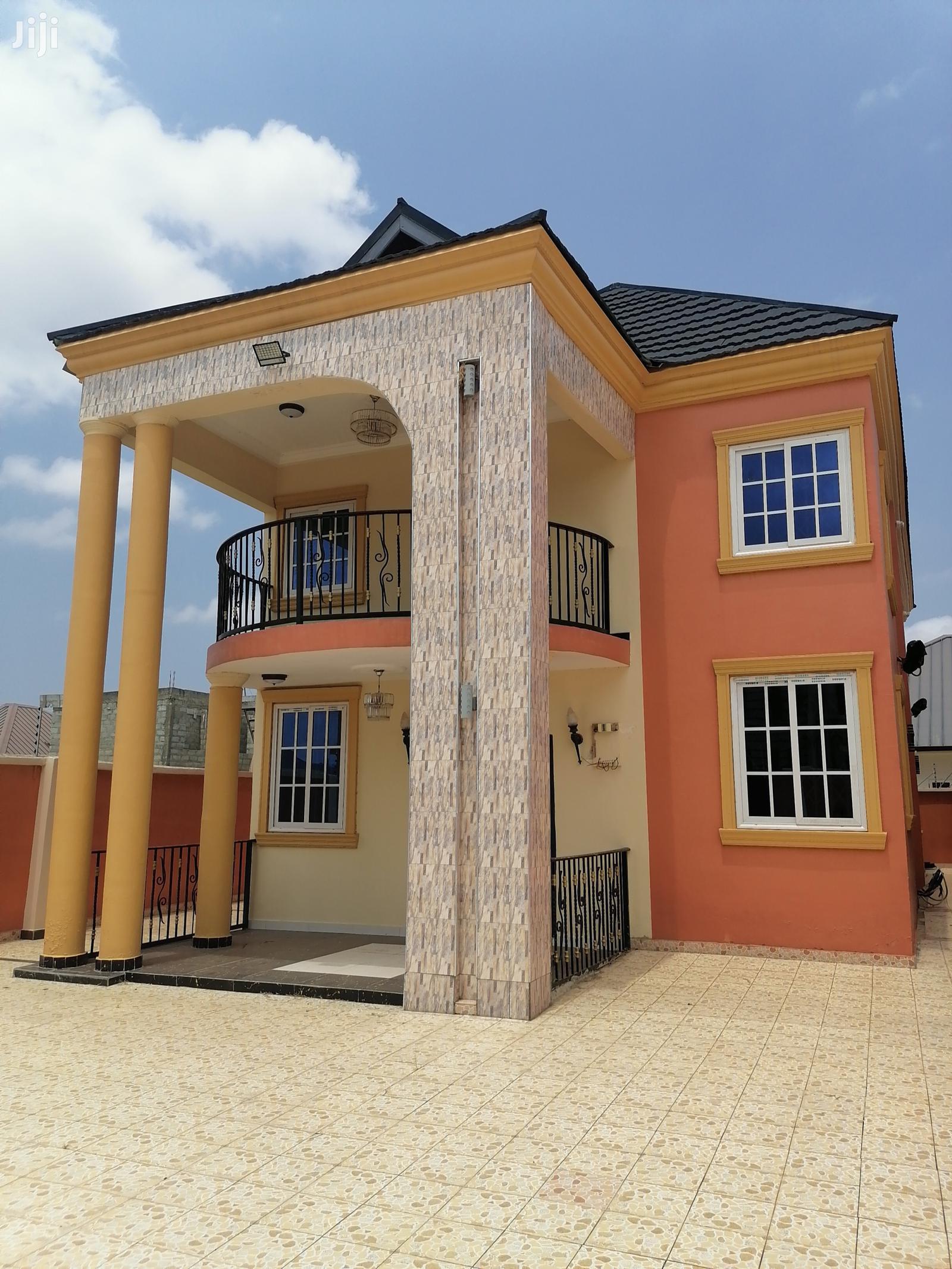 New Exclusive 4 Bedroom Duplex For Rent At East Legon Hills