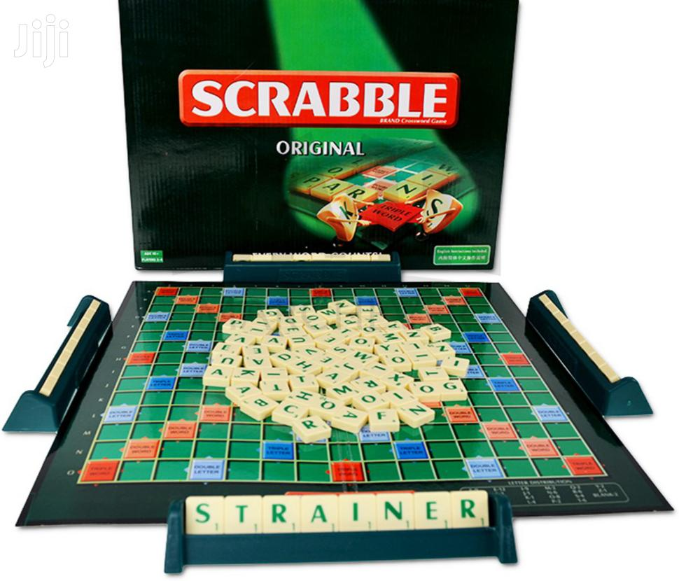 Scrabble Board Game | Books & Games for sale in Teshie-Nungua Estates, Greater Accra, Ghana