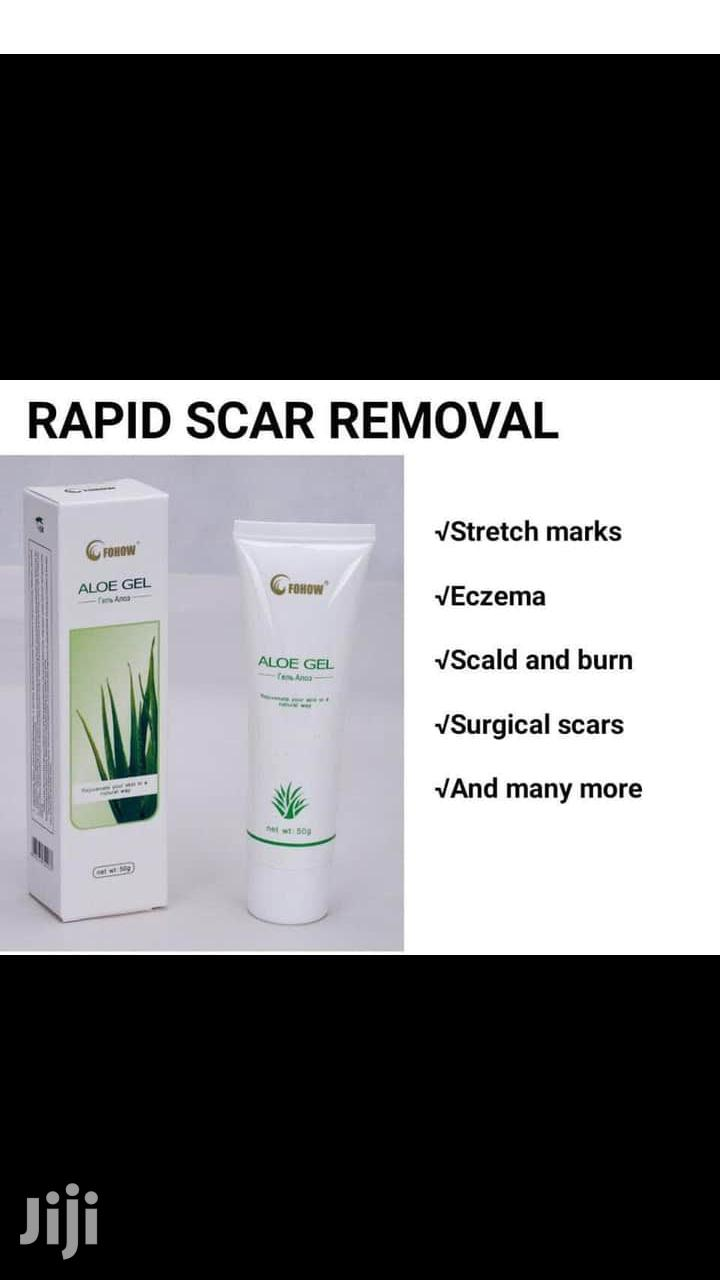Affordable Rapid Scar Removal ALOE GEL