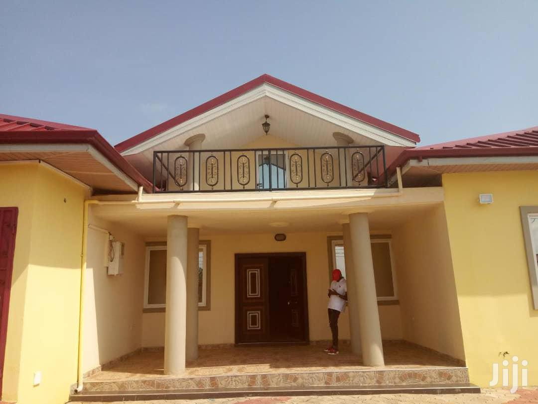 4bedroom Selfcompound For Sale At Tema.Gbestile.Afienya Road | Houses & Apartments For Sale for sale in Tema Metropolitan, Greater Accra, Ghana