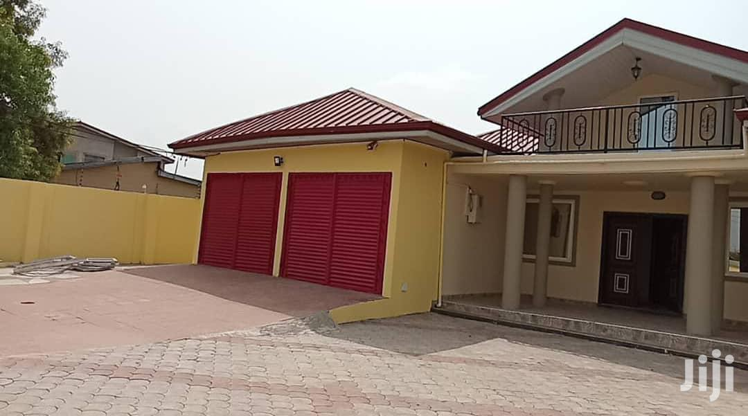 4bedroom Selfcompound For Sale At Tema.Gbestile.Afienya Road