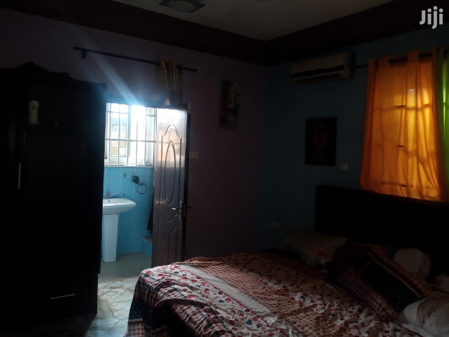 Archive: Executive Chamber And Hall Self Contain For Rent At Lashibi