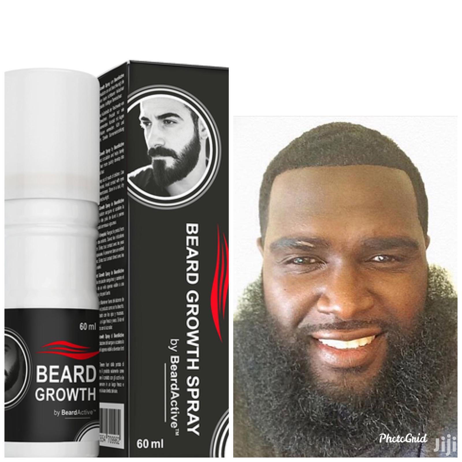Beard Growth Spray   Hair Beauty for sale in Madina, Greater Accra, Ghana