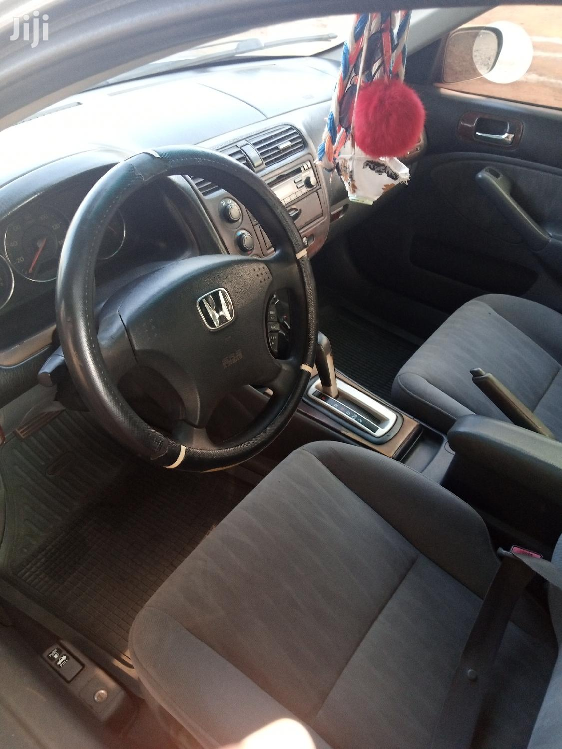 Honda Civic 1.7 CTDi ES 2005 Gray | Cars for sale in Nungua East, Greater Accra, Ghana