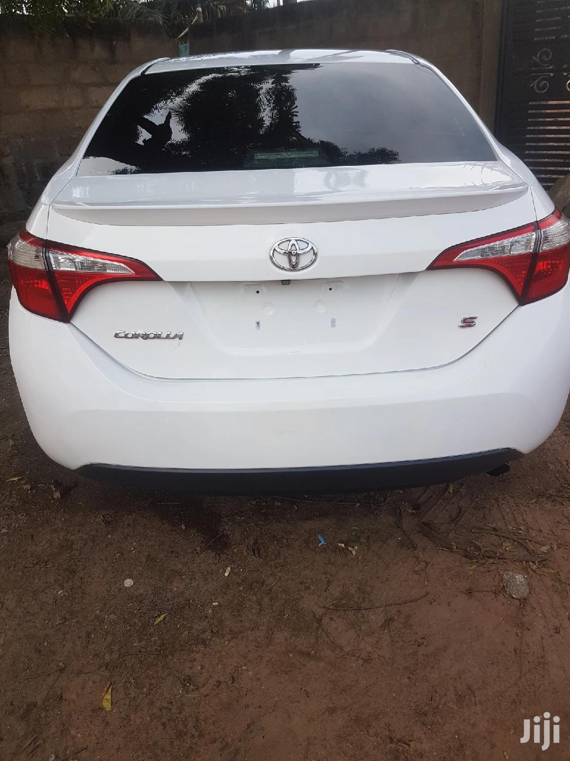 Toyota Corolla 2014 White | Cars for sale in Ga West Municipal, Greater Accra, Ghana