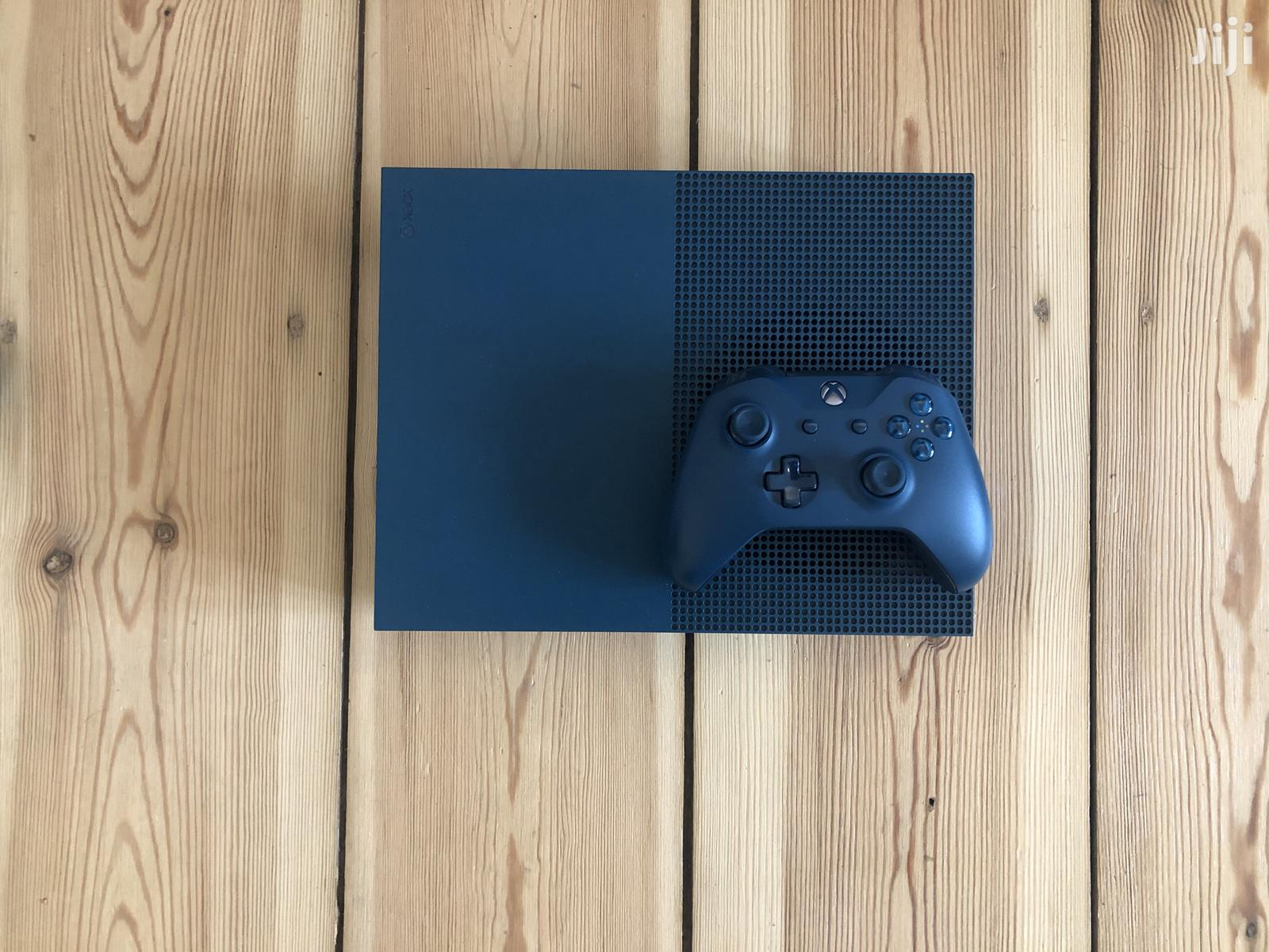 Archive: Xbox One S Limited Edition 4K + 1 Game